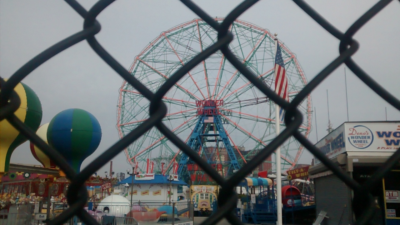 Best Wonder Wheel